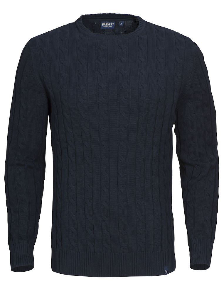 Harvest Treadville Pullover Navy