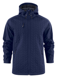 Harvest Myers Softshell jacket Navy L