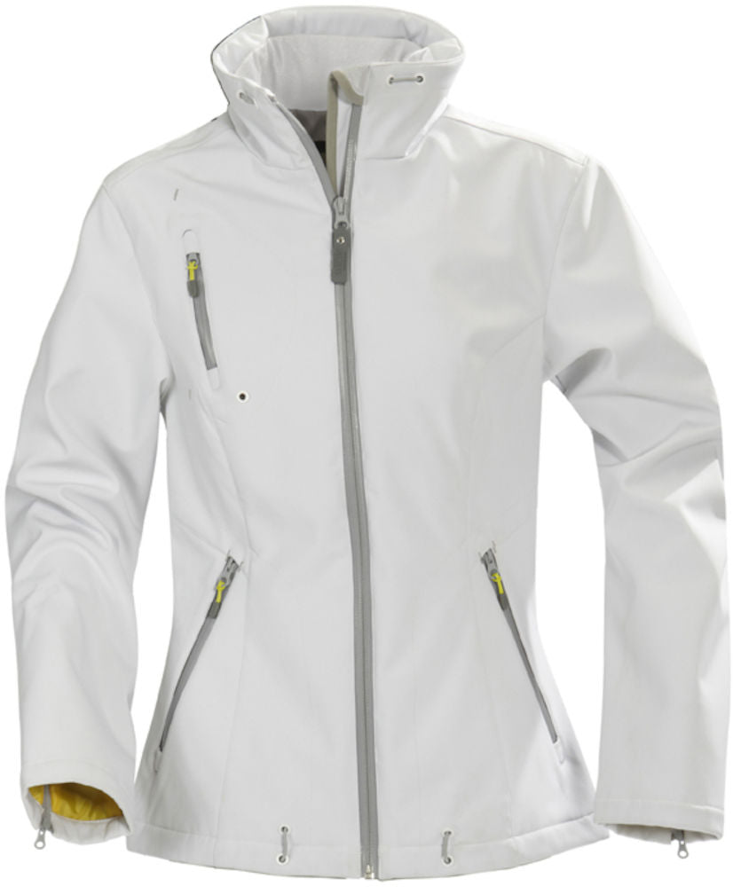 Harvest Savannah Lady Softshell White