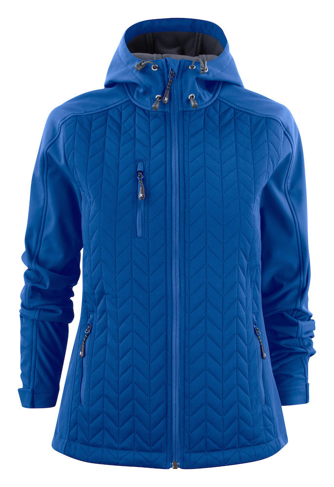 Harvest Myers Lady Softshell jacke Sporty Blue XXL