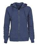 Harvest Duke ladies college jacket Faded blue