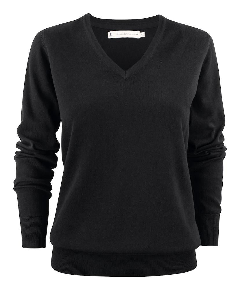 Harvest Ashland Lady V-neck Black