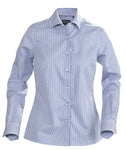 Harvest Tribeca ladies blouse blue