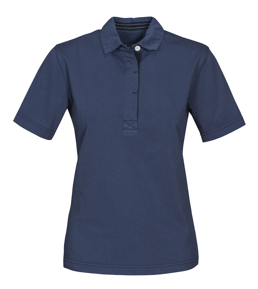 Harvest Amherst Lady vintage polo Faded blue