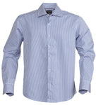 Harvest Tribeca checked shirt blue