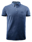 Harvest Larkford polo D.blue melan