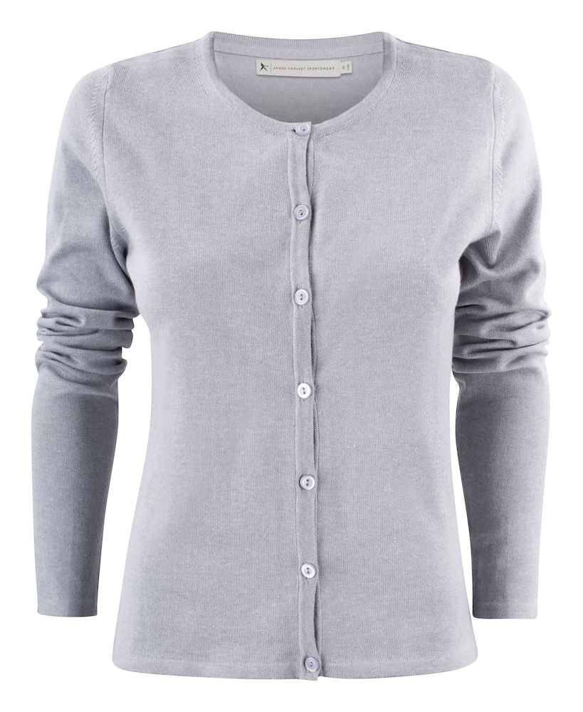 Harvest Sonette Lady Cardigan Grey Melange XL