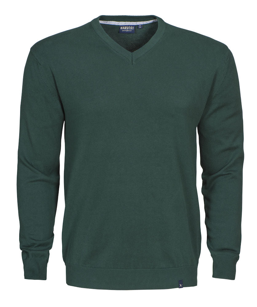 Harvest Nottingmoon Pullover Forest Green
