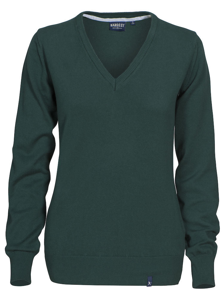 Harvest Nottingmoon Lady pullover Forest Green
