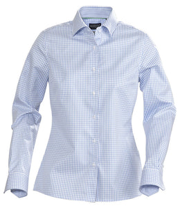 Harvest Tribeca ladies blouse light blue