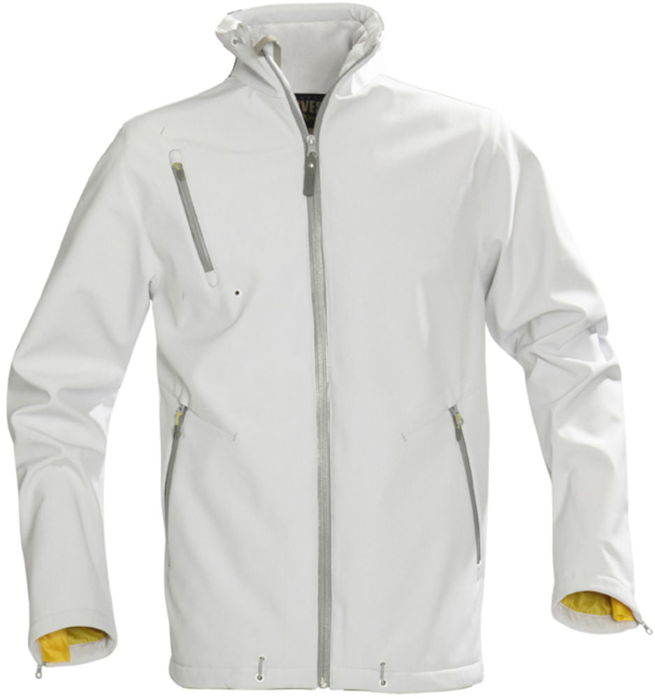 Harvest Snyder Softshell White