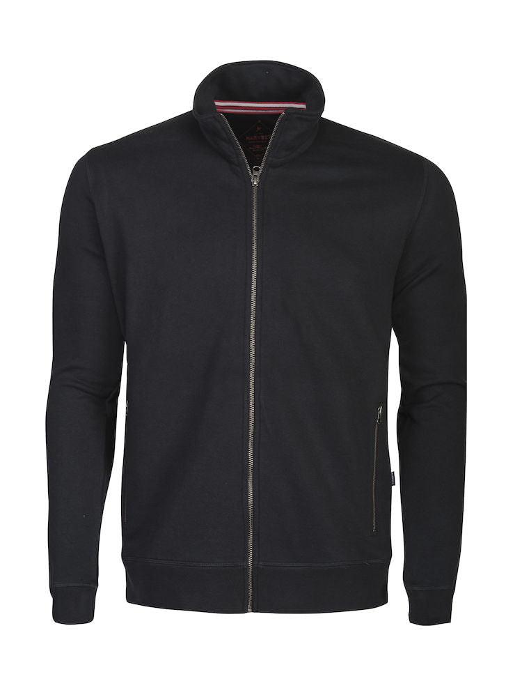Harvest Novahill sweatjacket Black