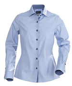 Harvest Baltimore ladies blouse light blue