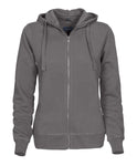 Harvest Duke ladies college jacket Faded Grey