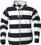 Harvest Prescott hood men White / Navy