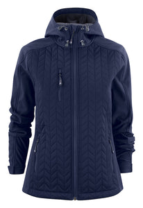 Harvest Myers Lady Softshell jacket Navy S