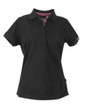 Harvest Avon Ladies Pique Black