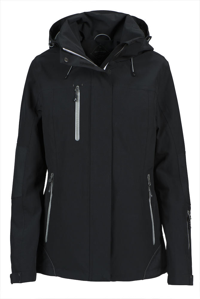 Harvest Islandblock Lady jacket Black