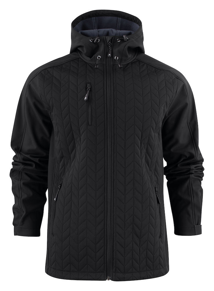 Harvest Myers Softshell jacket Black M