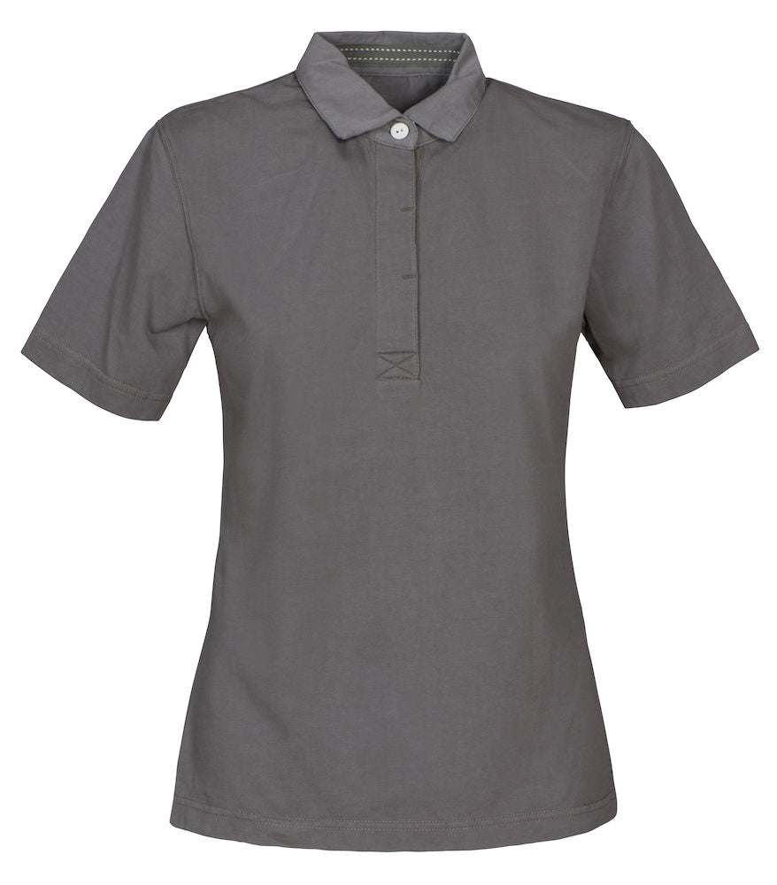 Harvest Amherst Lady vintage polo Faded Grey