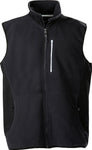 Harvest Pasadena fleece vest Navy