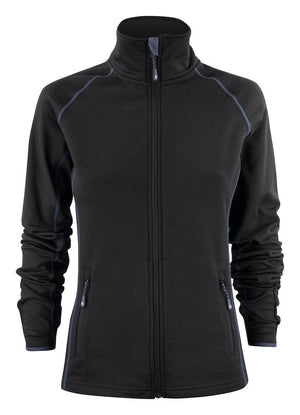 Harvest Miles Lady Fleece Black