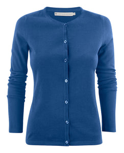 Harvest Sonette Lady Cardigan Blue fog L