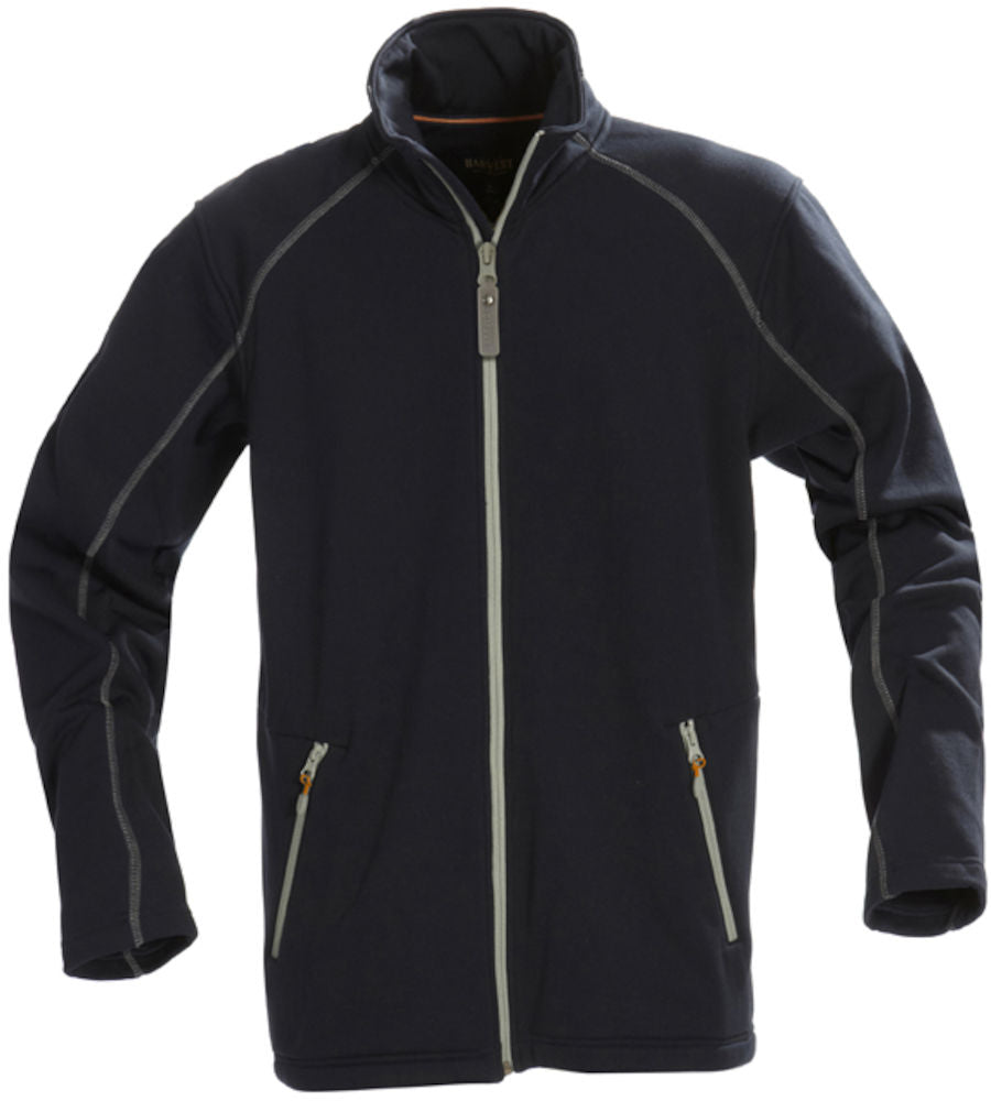 Harvest Columbus Fleece Navy