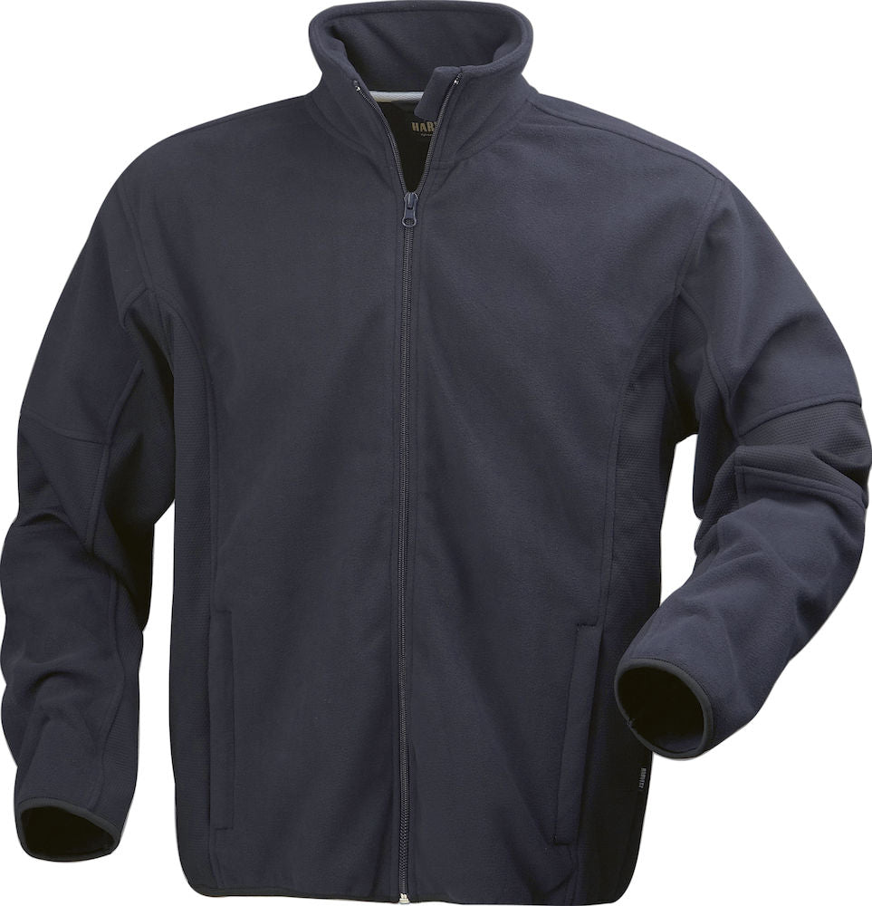 Harvest Lancaster men fleece Navy