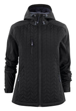 Harvest Myers Lady Softshell jacket Black