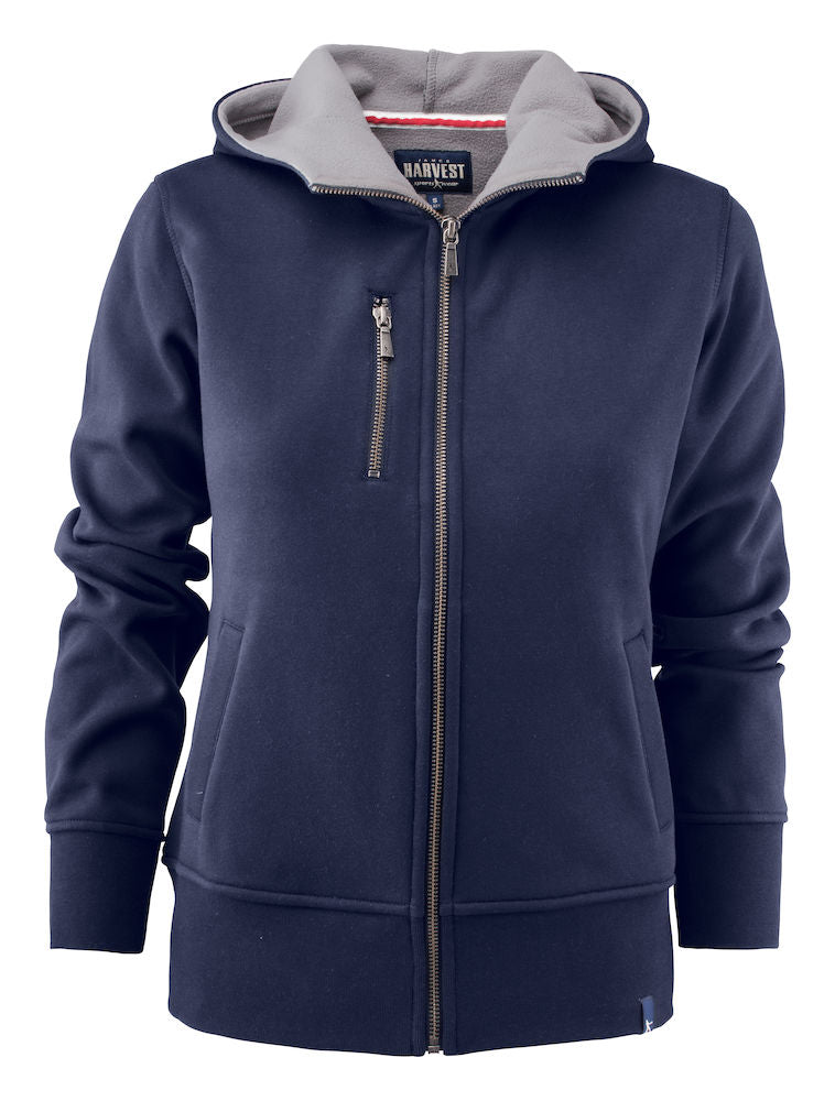 Harvest Parkwick hooded lady jkt Navy