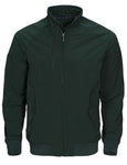 Harvest Harrington jacket Forest Green