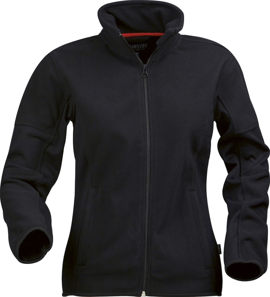 Harvest Sarasota lady fleece Black