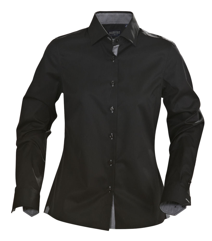 Harvest Baltimore ladies blouse black