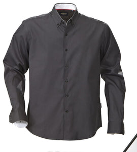 Harvest Redding shirt Anthracite