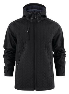 Harvest Myers Softshell jacket Black XXXL