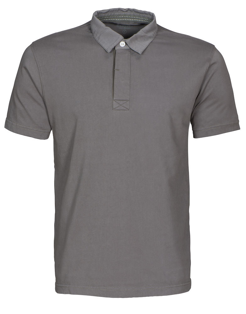Harvest Amherst vintage polo Faded Grey