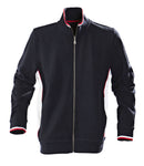 Harvest Atlanta pique jacket Navy