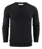 Harvest Ashland V-neck Black