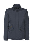 Harvest Huntingview Lady quilted jacket Navy