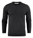 Harvest Portland r-neck pullover Black