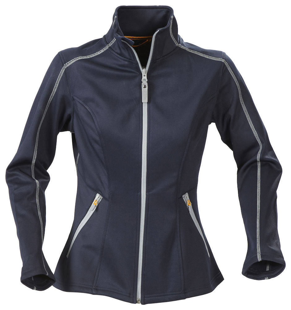 Harvest Carabelle Lady Fleece Navy