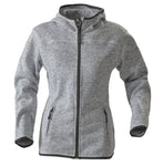 Harvest Santa Ana Lady Fleece Grey melange