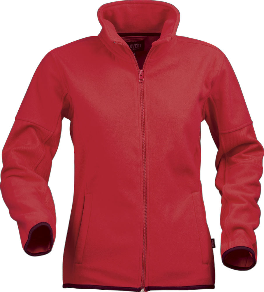 Harvest Sarasota lady fleece Red