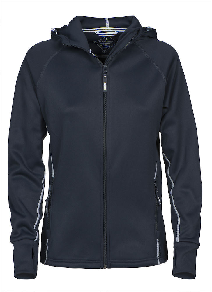 Harvest Northderry Lady fleece Navy
