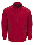 Harvest Harrington jacket Red