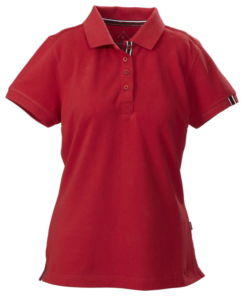Harvest Avon Ladies Pique Red