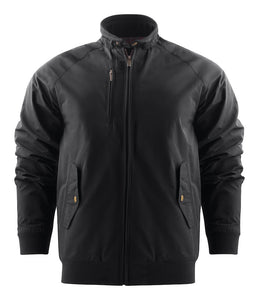 Harvest Harrington jacket Black