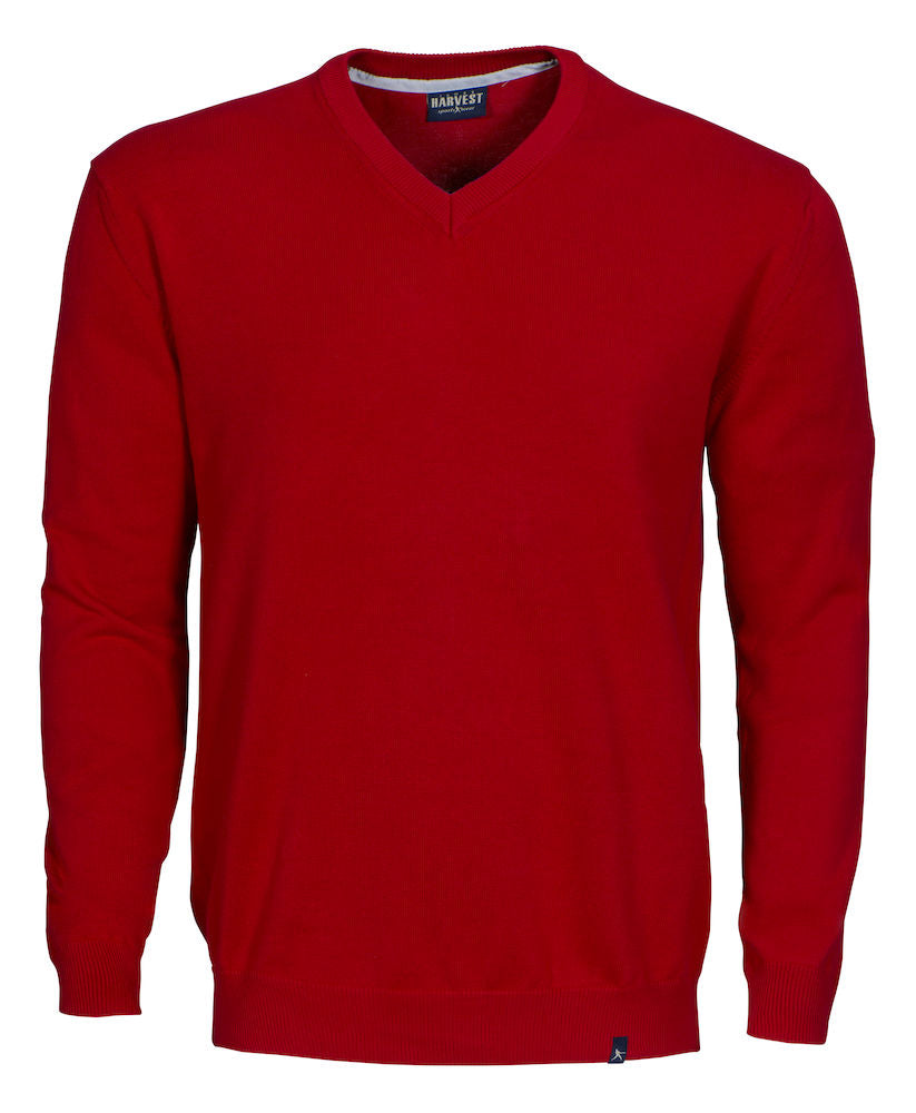 Harvest Nottingmoon Pullover Red