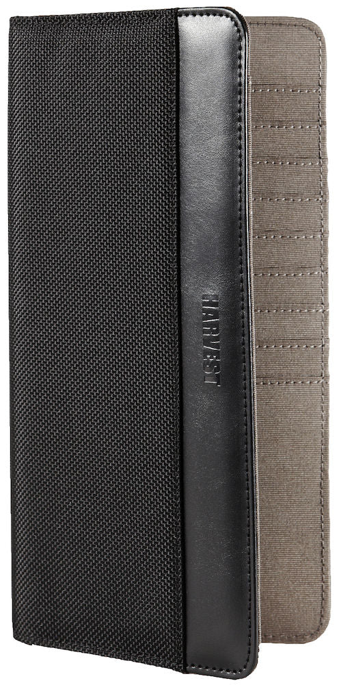 Harvest Cupertino Travel wallet Black ONEIZE